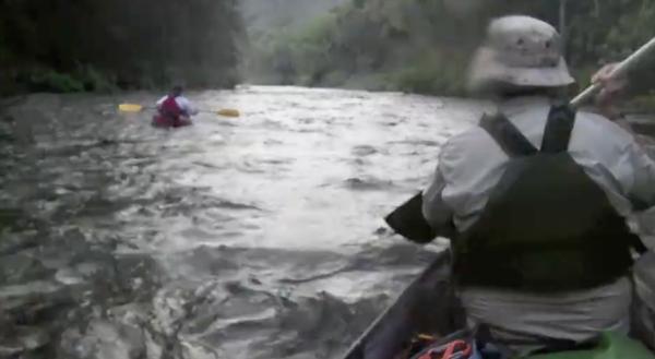 ทริปพายเรือล่องแม่น้ำเงา